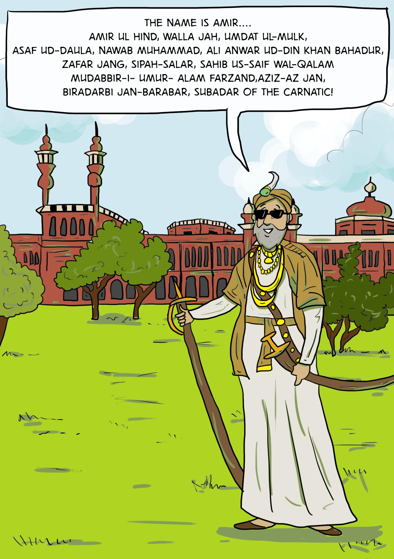The Last Grand Nawab: Wallajah